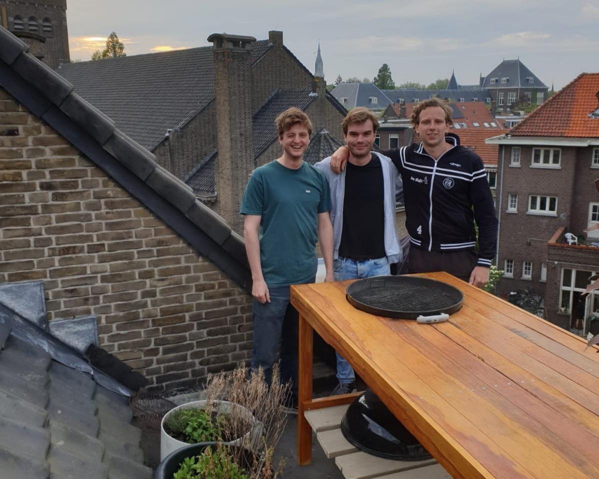 Kamer te huur in de Nassaulaan in Delft