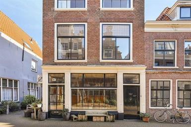 Kamer in Haarlem, Kleine Houtstraat op Kamernet.nl: Historical apartment for rent!