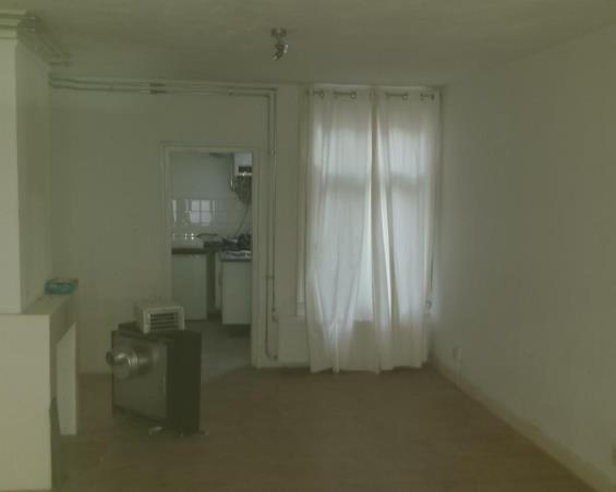 Appartement aan Fokke Simonszstraat in Amsterdam
