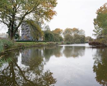 Kamer in Amsterdam, 's-Gravendijkdreef op Kamernet.nl: Royaal 2 (voorheen 3)-kamer appartement