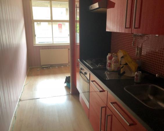 Appartement aan Toutenburgstraat in Amsterdam