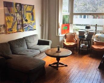 Kamer in Amsterdam, Dirk Sonoystraat op Kamernet.nl: 2 slpk en garage voor delers of familie