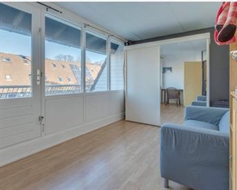 Kamer in Nijmegen, Herman Oolbekkinkstraat op Kamernet.nl: Mooie  kamer met eigen balkon Nijmegen- Oost