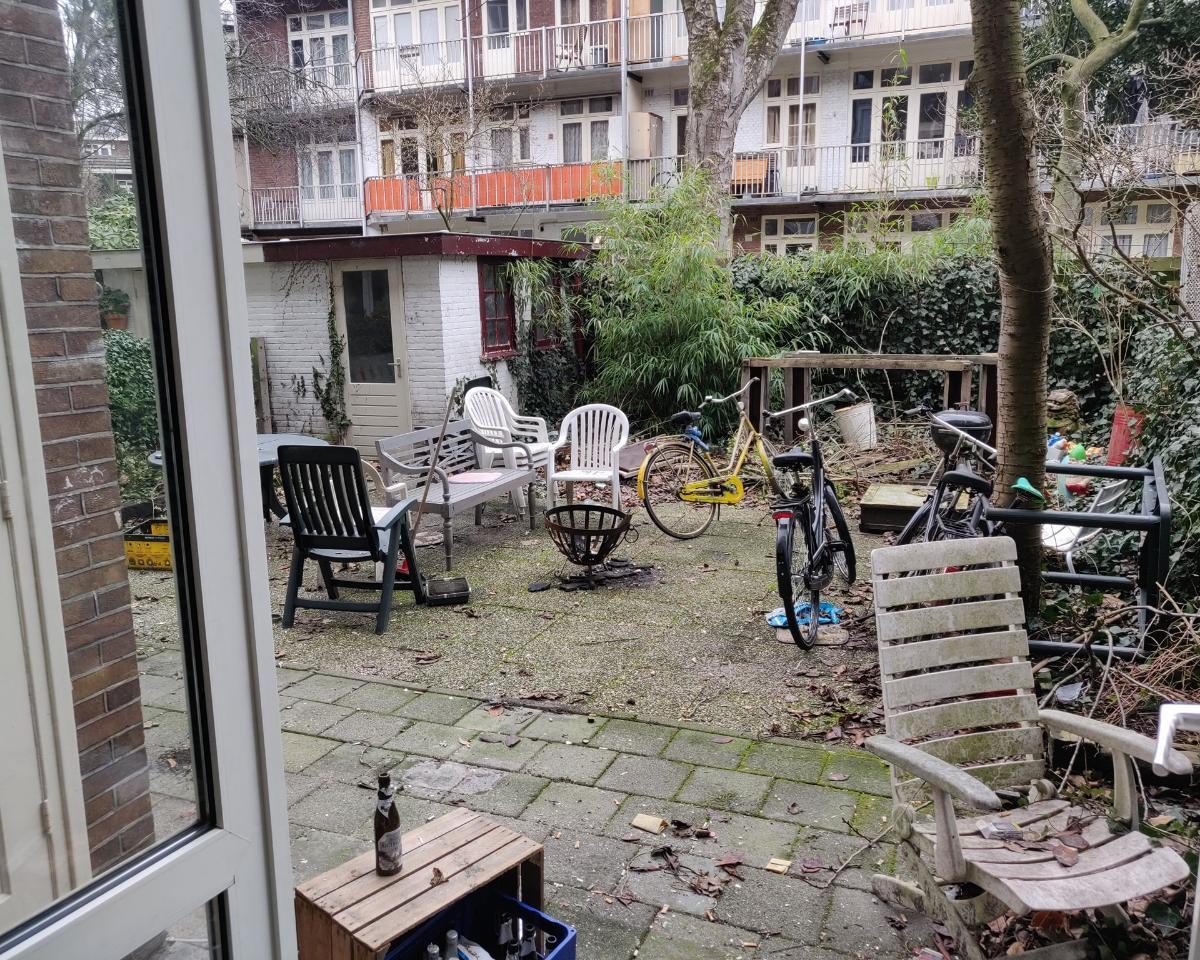 Kamer te huur op het Europaplein in Amsterdam