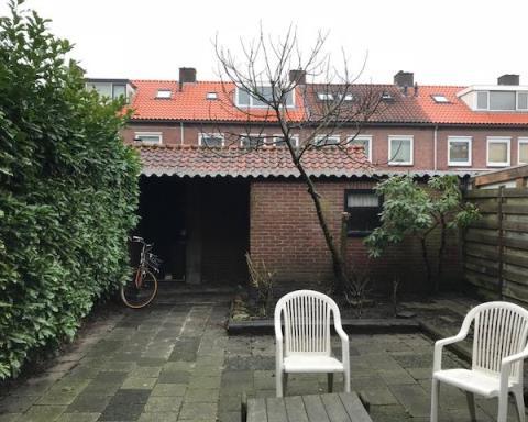 Kamer aan Barnsteenstraat in Breda