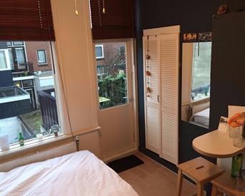 Kamer aan Croeselaan in Utrecht