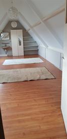 Kamer in Den Bosch, Orthen op Kamernet.nl: mooie zolderkamer in de wijk Orthen
