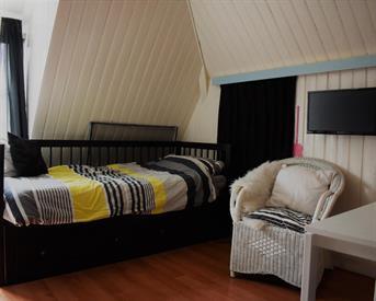 Kamer in Enschede, De Heurne op Kamernet.nl: Tijdelijke kamer voor zacht prijsje!