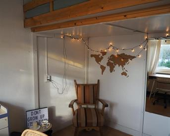Kamer in Tilburg, Bisschop Zwijsenstraat op Kamernet.nl: Kamer in een gezellig studentenhuis