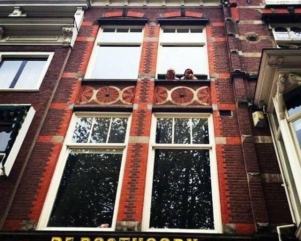 Kamer te huur in de Lange Voorhout in Den Haag
