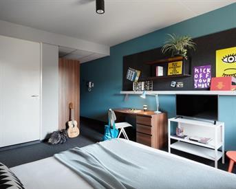 Kamer in Groningen, Boterdiep op Kamernet.nl: Studio van 24 vierkante meter met veel te bieden