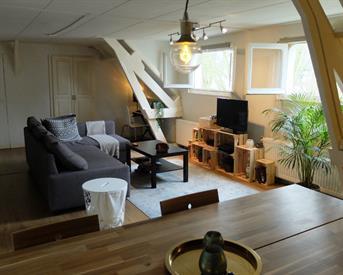 Kamer in Arnhem, Prins Hendrikstraat op Kamernet.nl: zolderverdieping