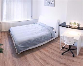 Kamer in Tilburg, Transvaalplein op Kamernet.nl: Mooie luxe 2 pers. kamer op ideale locatie