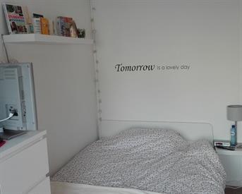 Kamer in Enschede, Oldenzaalsestraat op Kamernet.nl: Mooie,nieuwe kamer in nabij centrum