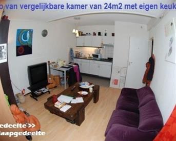 Kamer in Heemskerk, Kerklaan op Kamernet.nl: Centrum Heemskerk nabij Amsterdam Haarlem Alkmaar