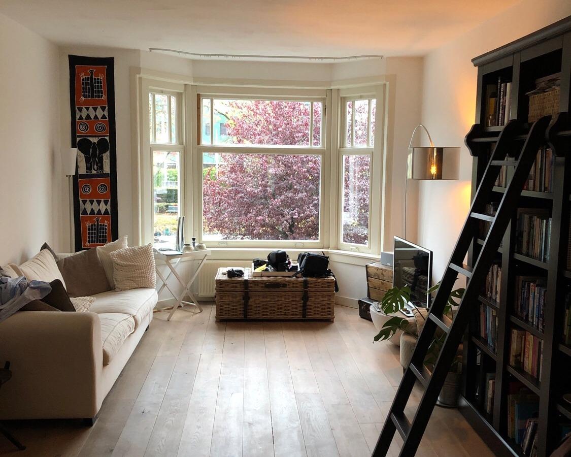 Kamer te huur aan de Amstelkade in Amsterdam
