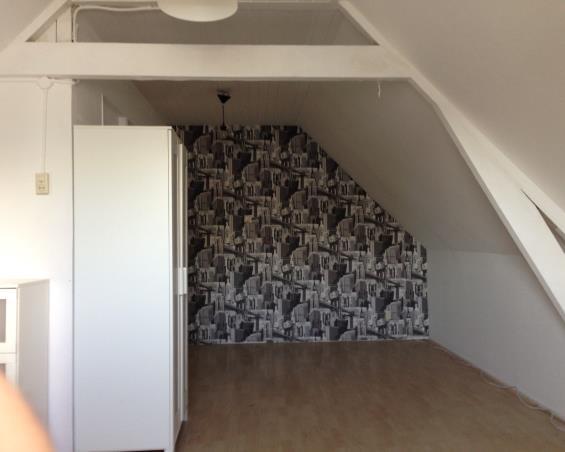 Kamer aan Snellinckstraat in Rotterdam