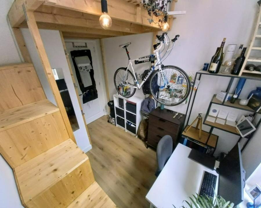 Kamer te huur aan de Nieuwe Binnenweg in Rotterdam