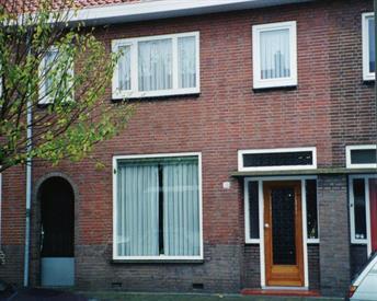 Kamer in Tilburg, Theresiastraat op Kamernet.nl: Bovenwoning voor 2 studenten