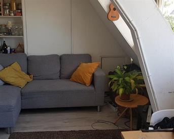 Kamer in Utrecht, Rhijnvis Feithstraat op Kamernet.nl: Kamer + woonkamer