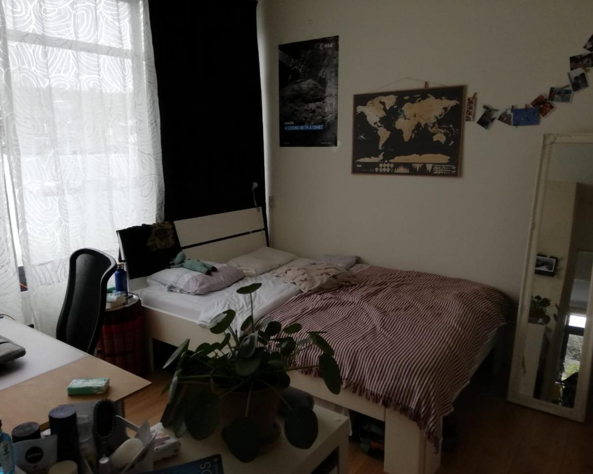 Kamer te huur in de Clara van Sparwoudestraat in Delft