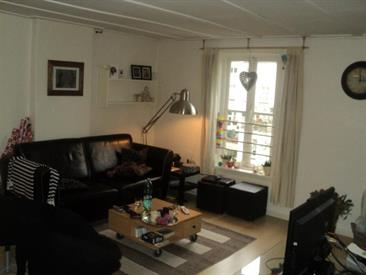 Kamer in Arnhem, Driekoningendwarsstraat op Kamernet.nl: Ruim appartement centrum Arnhem