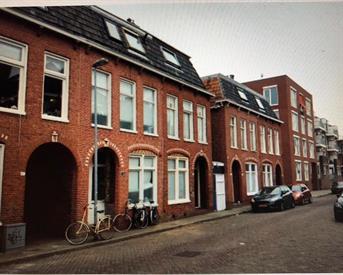 Kamer in Groningen, Helper Westsingel op Kamernet.nl: Mooie kamer in herenhuis met eigen balkon 17m