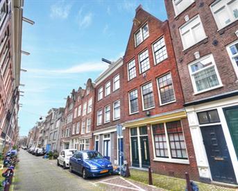 Kamer in Amsterdam, Lindenstraat op Kamernet.nl: Two Bedroom Furnished Flat in the Jordaan