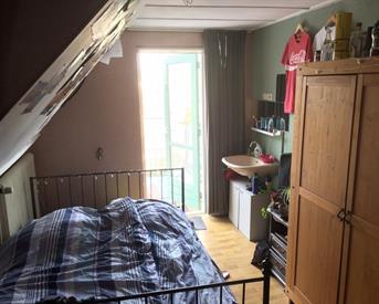 Kamer in Breda, Ginnekenweg op Kamernet.nl: Kamer met balkon