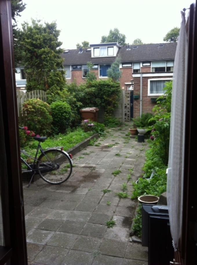 Kamer aan Antwerpenstraat in Breda