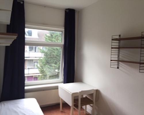 Kamer te huur in de Koningin Wilhelminalaan in Voorburg