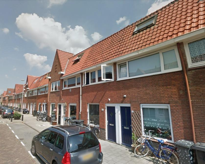 Kamer te huur in de Balderikstraat in Utrecht