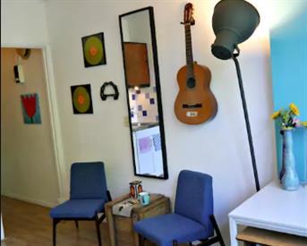 Kamer in Amsterdam, Prinsengracht op Kamernet.nl: Fijne studio in het centrum