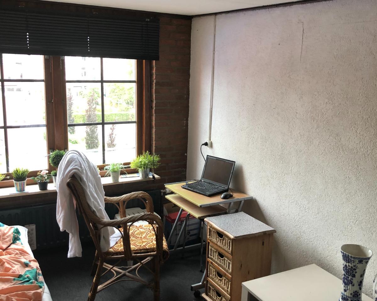 Kamer te huur op het Vispoortplein in Zutphen