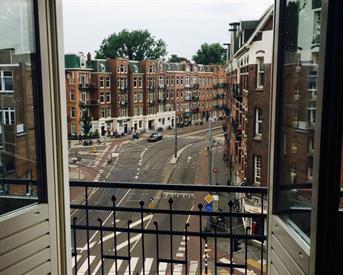 Kamer in Amsterdam, Witte de Withstraat op Kamernet.nl: Fantastische kamer in de Baarsjes