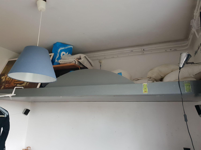 Kamer aan Gorechtkade in Groningen