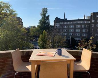 Kamer in Amsterdam, Roelof Hartplein op Kamernet.nl: BUITENKANSJE GEMEUBILEERDE KAMER OUD ZUID!!!!