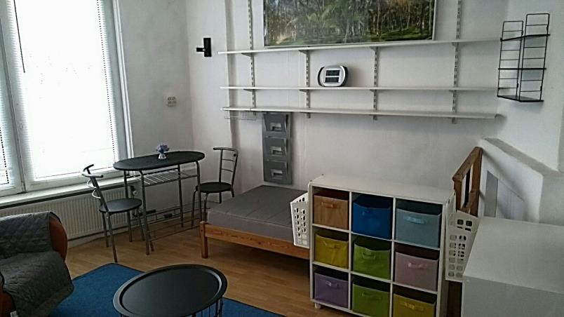 Kamer aan Veerlaan in Rotterdam