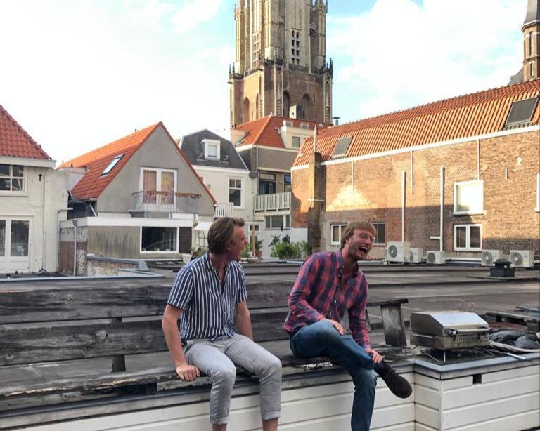 Kamer te huur in de Burgwal in Delft