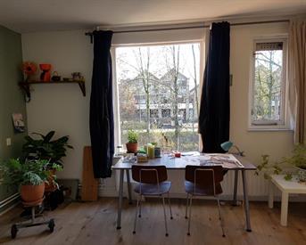Kamer in Utrecht, Sudeten op Kamernet.nl: Twee kamers vrij in gezellig gemengd huis