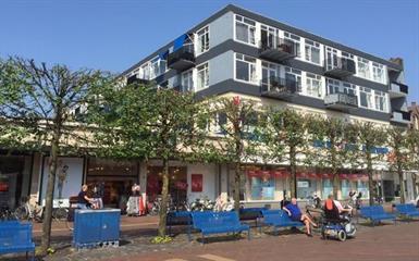 Kamer in Almelo, Grotestraat op Kamernet.nl: Appartement met ruim balkon, lift en berging