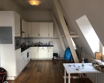 Kamer in Amsterdam, Karel Doormanstraat op Kamernet.nl: Kamer vrij in luxe Apartement in West