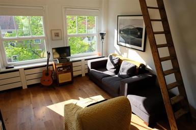 Kamer in Amsterdam, Joubertstraat op Kamernet.nl: Woning met 1 slaapkamers