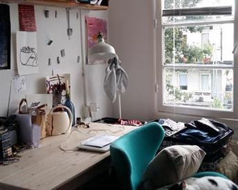Kamer in Amsterdam, Orteliusstraat op Kamernet.nl: Leuke kamer in de Baarsjes