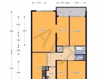 Kamer in Diemen, Martin Luther Kinglaan op Kamernet.nl: Huigenoot gezocht @ Diemen