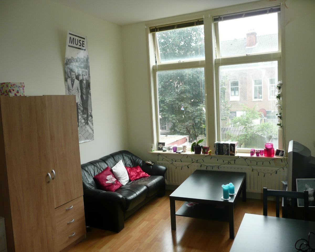 Kamer te huur in de Linschotenstraat in Haarlem
