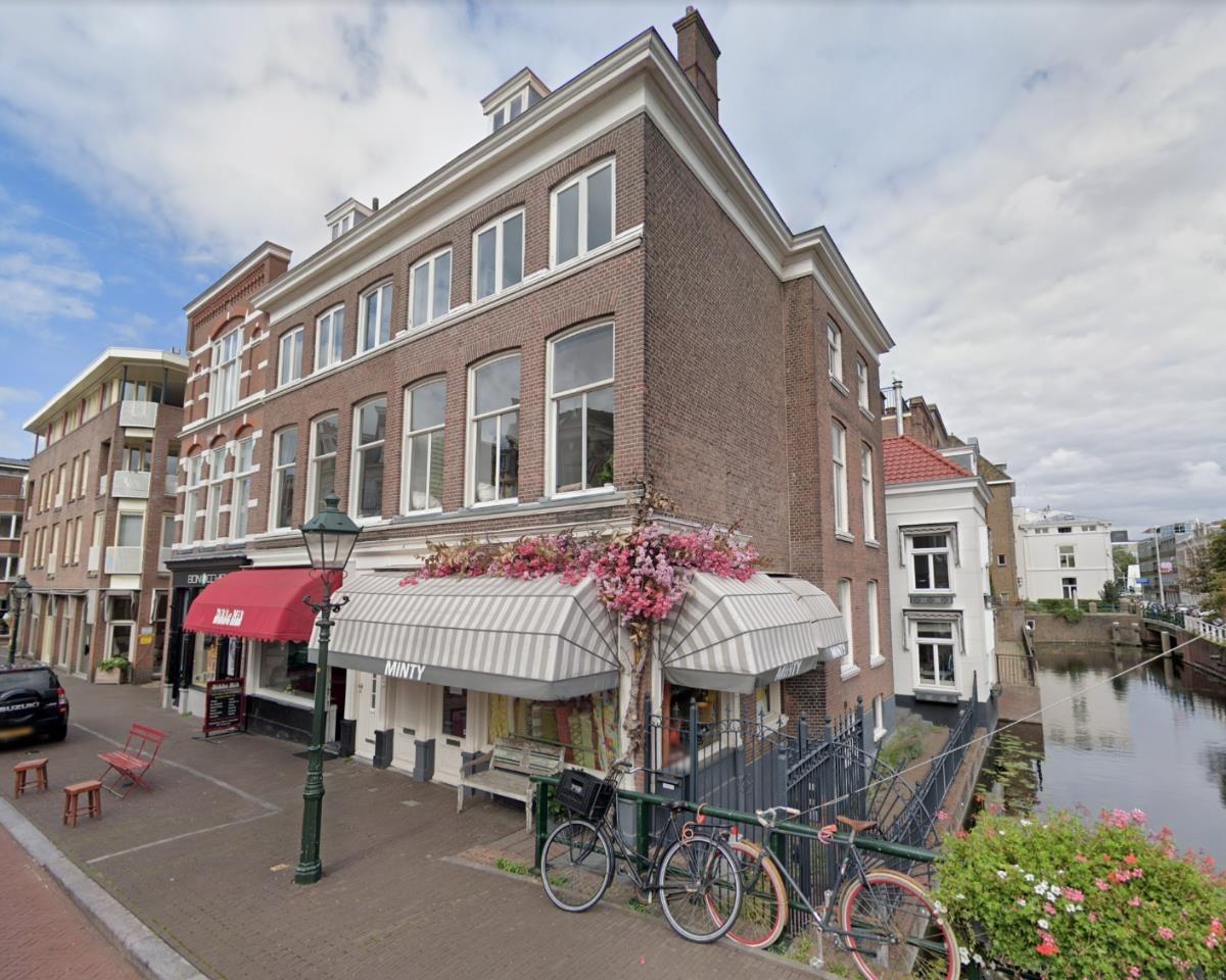 Kamer te huur in de Frederikstraat in Den Haag