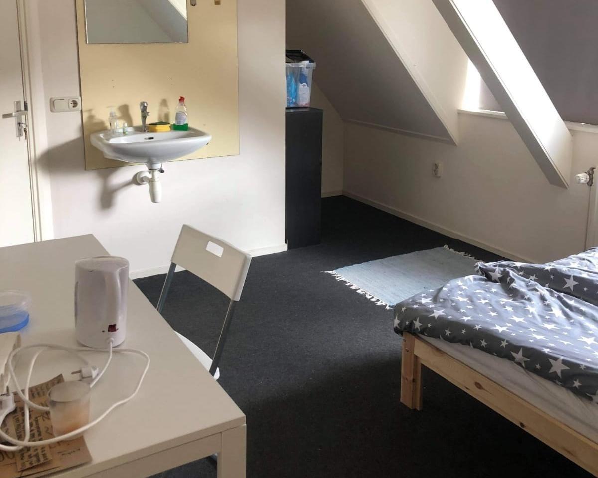 Kamer te huur in de Jozef Israelsstraat in Leeuwarden