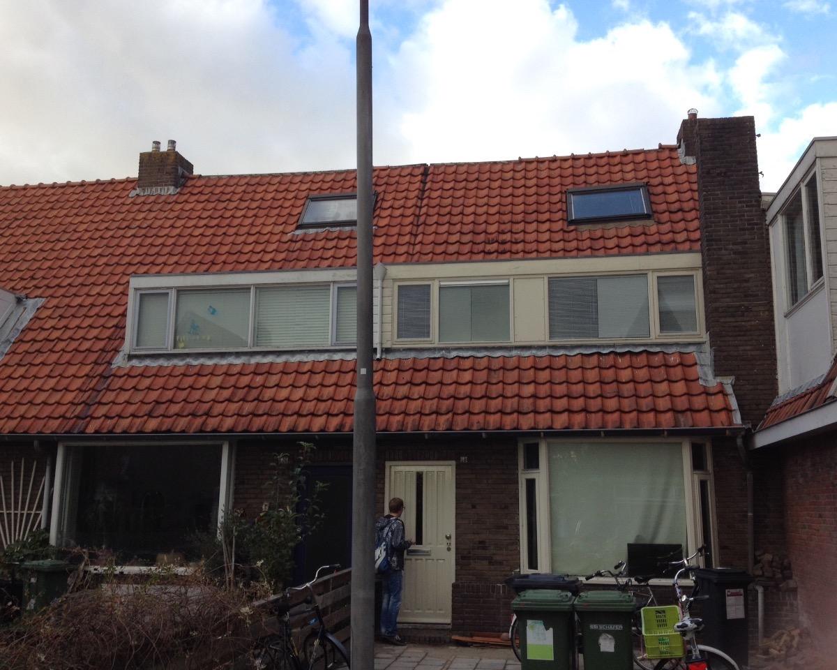 Kamer te huur in de Honthorststraat in Leeuwarden