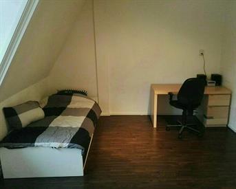 Kamer in Groningen, Prinsesseweg op Kamernet.nl: Gemeubileerde of kale kamer van 17m² (Oranjebuurt)